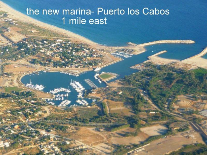 New Marina - 1 mile East