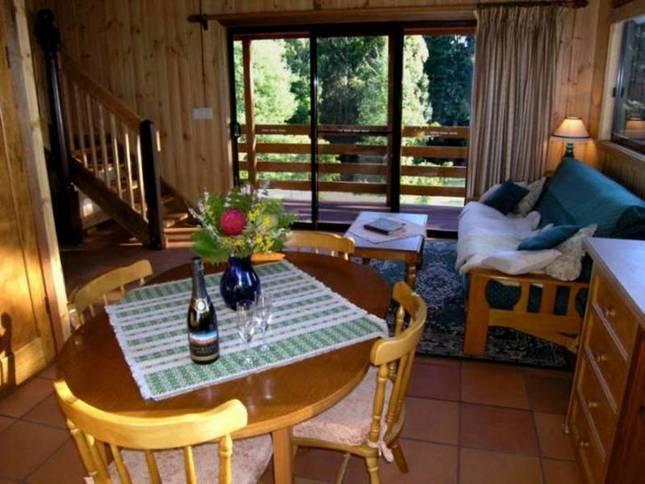 Living Area with Verandah