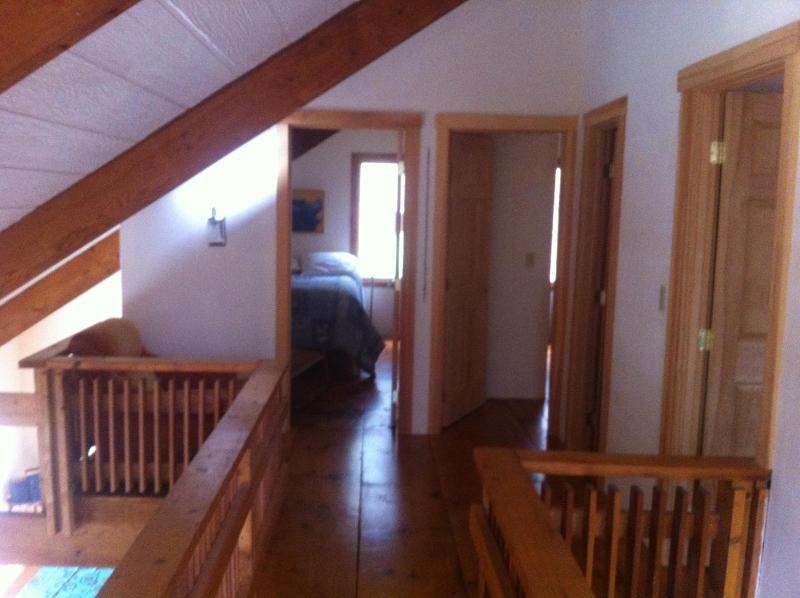 Loft/ blue room