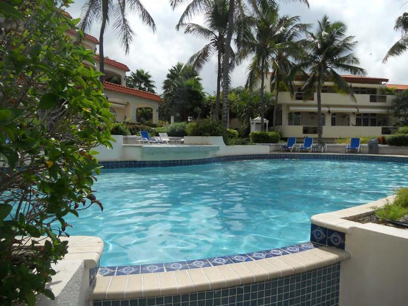 Pool at the Royal Palm Resort