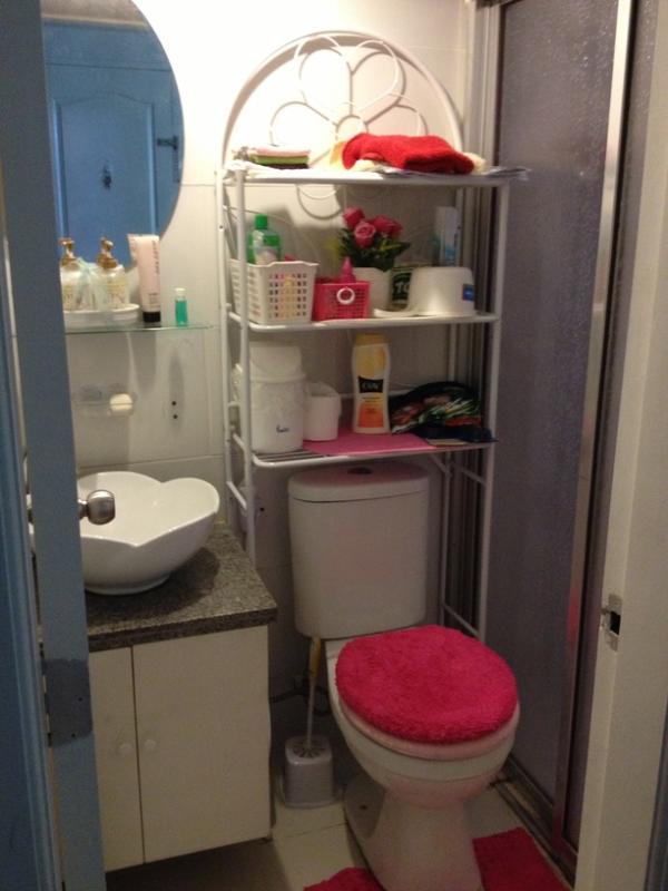 Toilet en bad