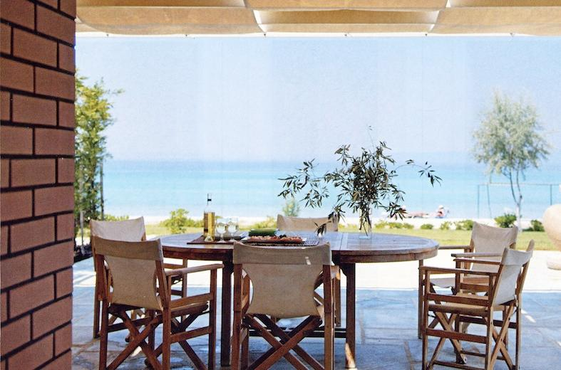 SEASIDE SUMMER VILLA, location de vacances à Kassandra