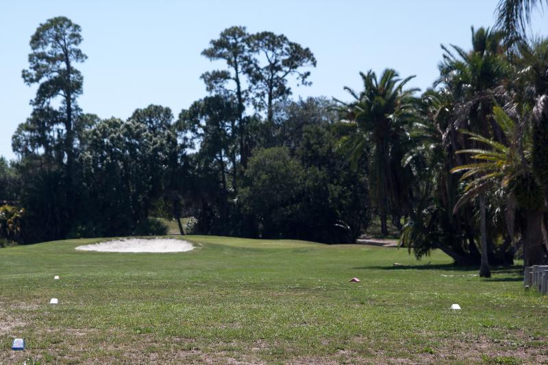 nearby golfcourse