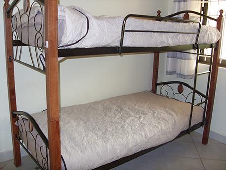 Double Decker Bed in room 3