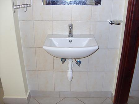 Upstairs Sink Area