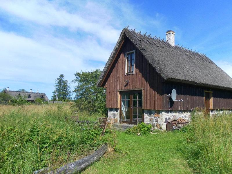Cottage for nature lovers – semesterbostad i Saaremaa