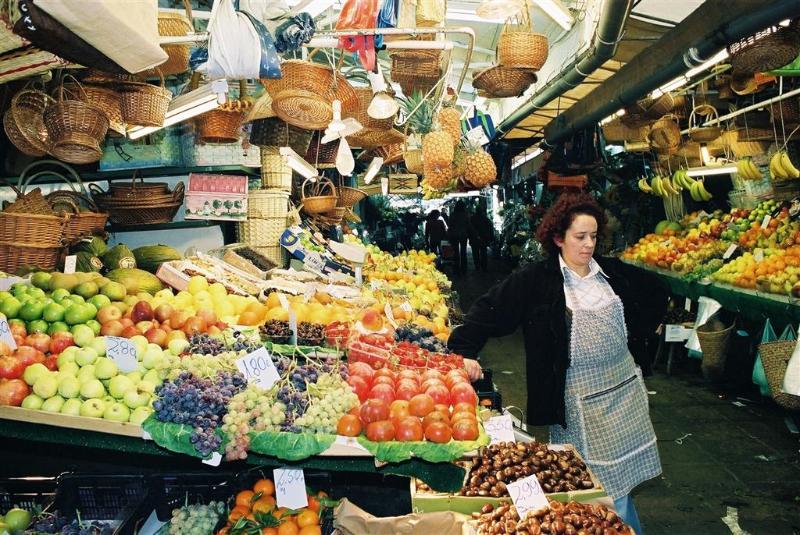 Bolhao traditional market