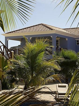 Penthouse villa Morotin