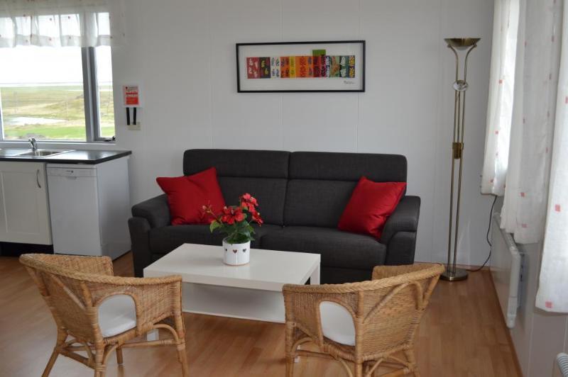 Húsavik - Ásbyrgi apartment – semesterbostad i Kopasker