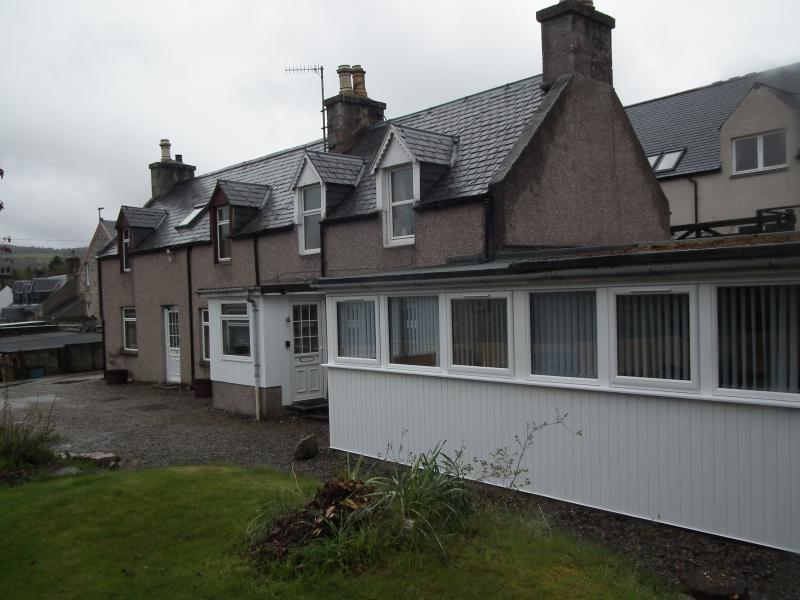 Kangei/Failte, Grantown,Cairngorm Highlands, vacation rental in Grantown-on-Spey