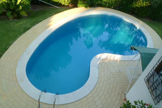 Villa with swiming pool-vilamoura algarve portugal - L. Lodg. Certific 39830AL, holiday rental in Vila de Rei