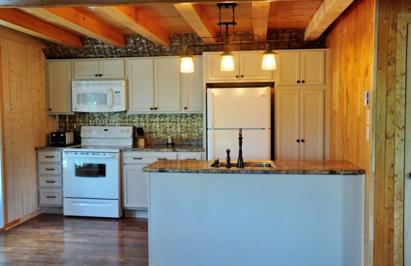 Btand nueva cocina + electrodomésticos nuevos.
