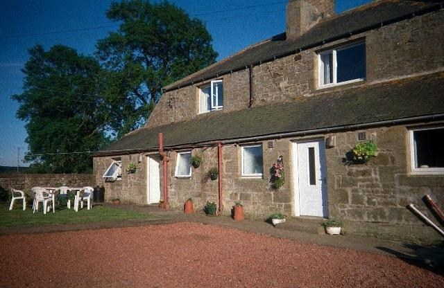Grandma's Cottage Lorbottle West Steads Thropton, casa vacanza a Whittingham