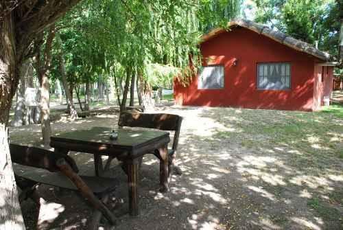 Cabañas El Bosque Villa 25 de Mayo - Cabaña 1, alquiler de vacaciones en San Rafael