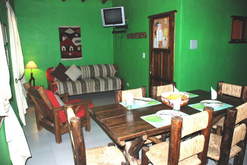El salón cabaña 1