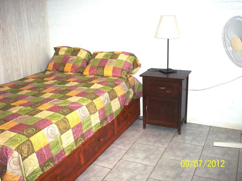 Bedroom 2, Full size Bed, Sleep 2 guest.