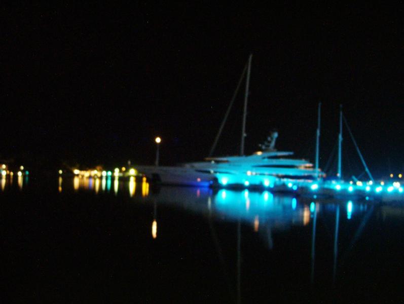 Rodney Bay marina, 10 minutes derive from the villa