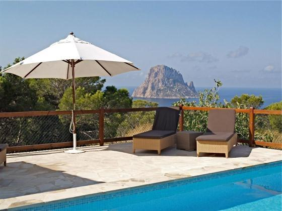 VILLA D'HORT - CALA D'HORT, vacation rental in Cala Carbo