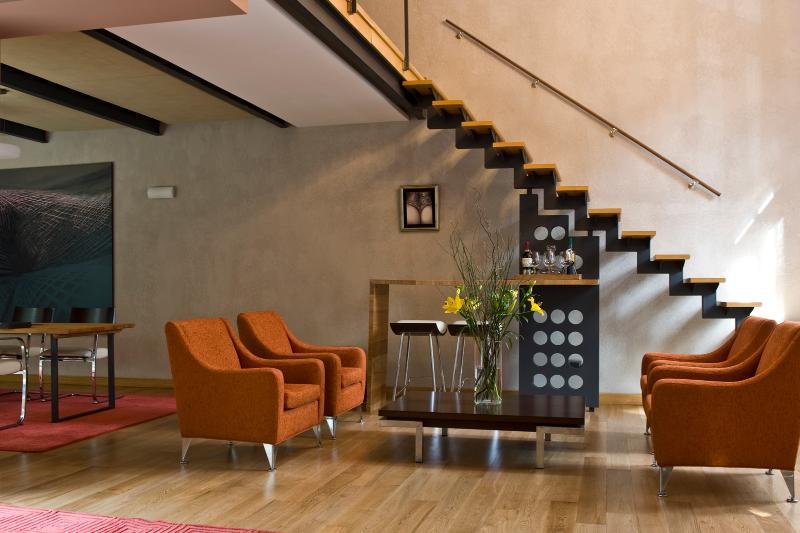 Exclusiva Casa Del Bohemio Distrito Palermo Viejo, vacation rental in Ciudad Evita