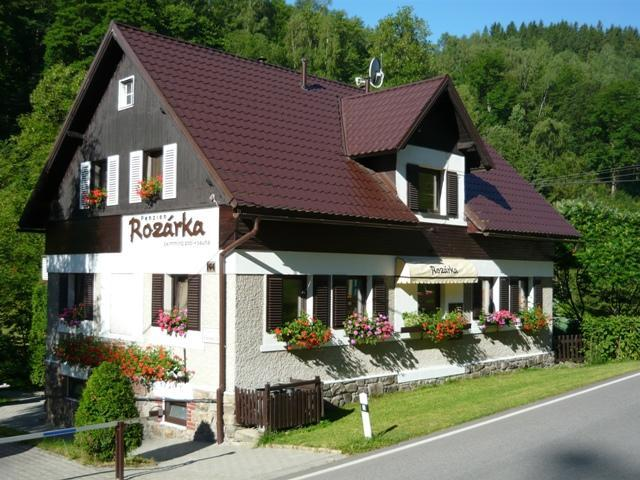 House Rozarka Dolni Dvur, holiday rental in Vrchlabi