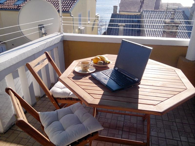 "30 m from the Sea - Apartment ""Lavanda"", alquiler vacacional en Selce"