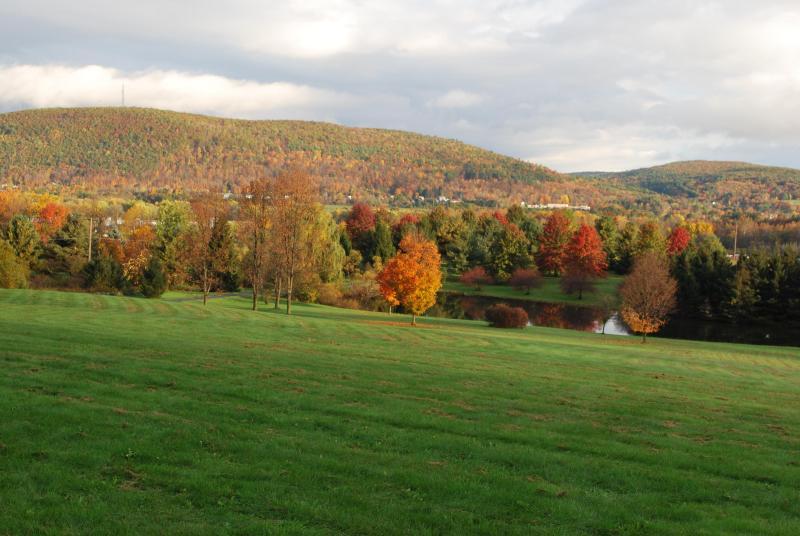 Fall foliage is breathtaking