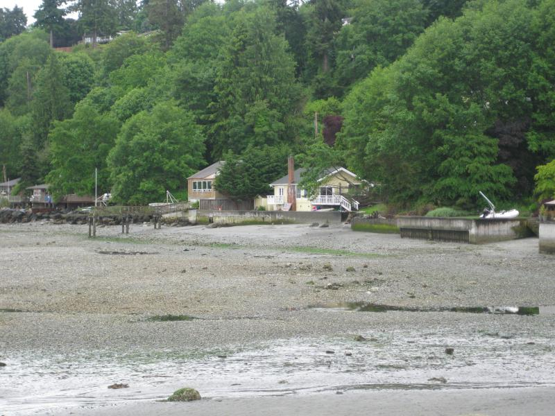 Picture of House from Ferry Boat