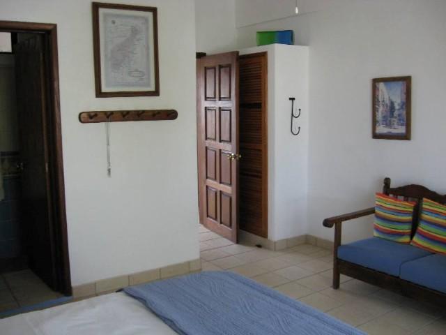 Second Floor Blue Room View 3; Entranceway