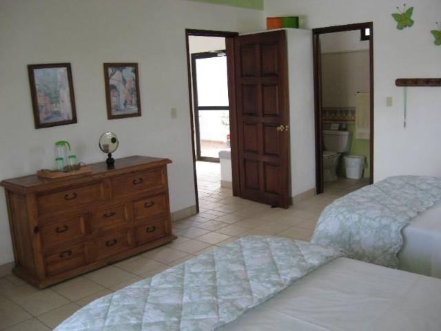Second Floor Green Room View 3; Entranceway