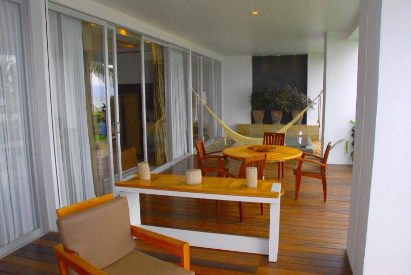 Luxxe Master Suite Deck Area