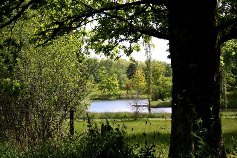 Le Lac de bournazel à 3 minutes