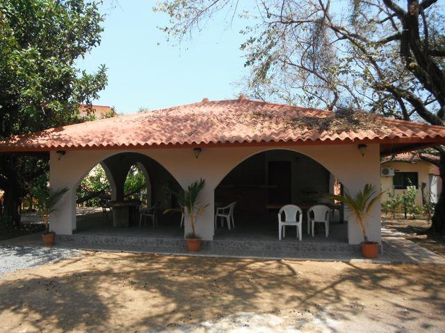 The Rancho with complete cooking facilities