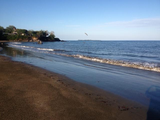 Der Strand von Mariabe