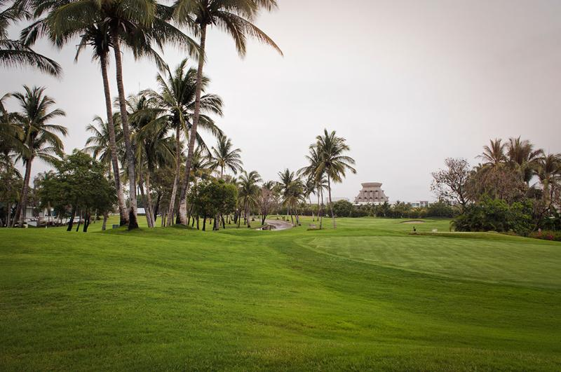 Golf at the Copra Golf Course