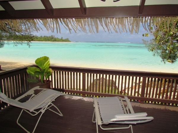 Muri Shores, Beachfront, Ferienwohnung in Rarotonga
