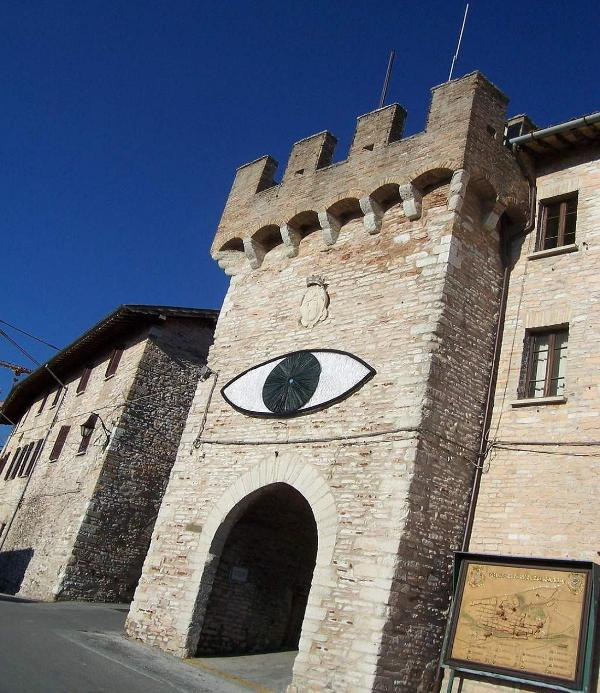 Gate of the Castle