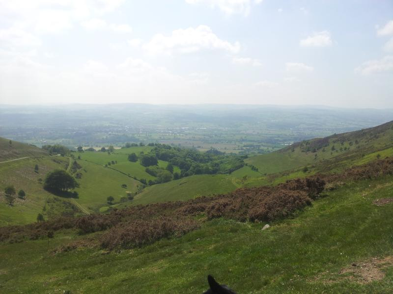 The Clwydian Hills