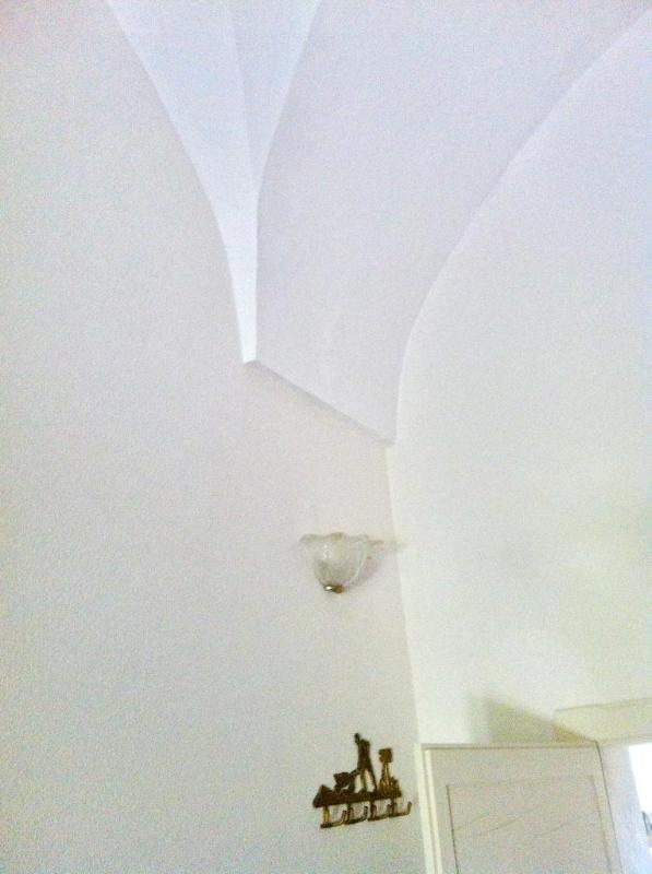 Particular vaulted ceiling star (typical residence)