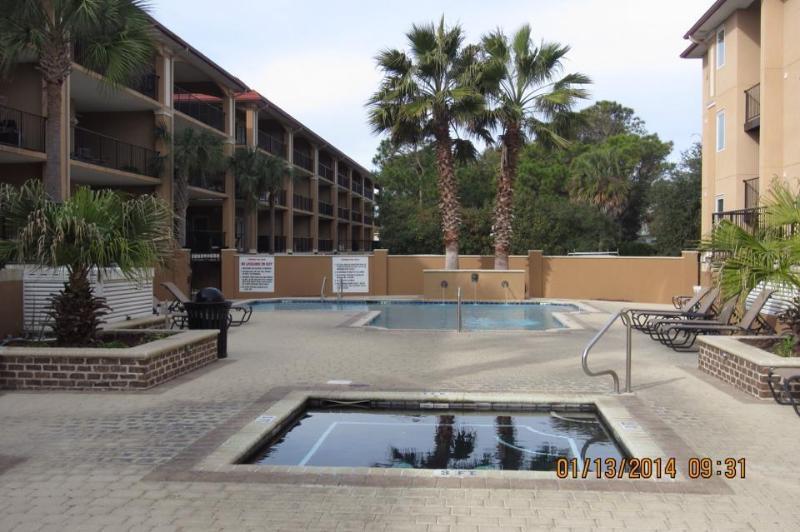 piscina & jacuzzi