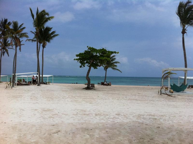 Juanillo Beach in Cap Cana - about a 30 minute drive - tranquility and beauty!