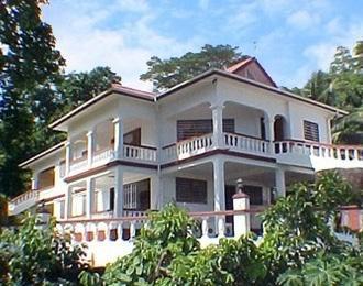 The establishment which house the tourist apartment
