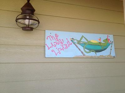 The Lazy Lizard