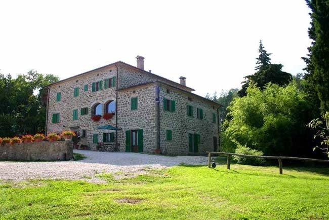 Agriturismo Terra di Michelangelo - Mirolago, casa vacanza a Caprese Michelangelo