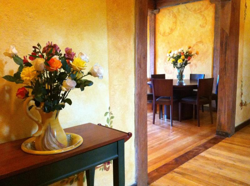 Hacienda San Juan de La Vega a B&B experience, alquiler de vacaciones en Ibarra