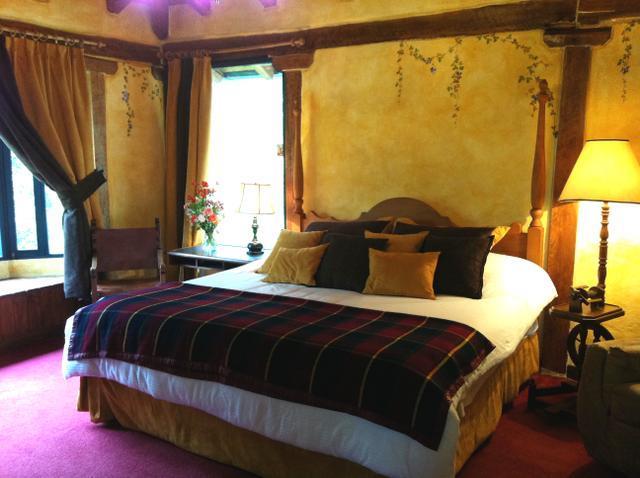 Your master bedroom in Casa Monica