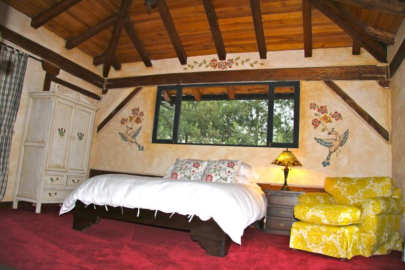 Your master bedroom in Casa Ana...