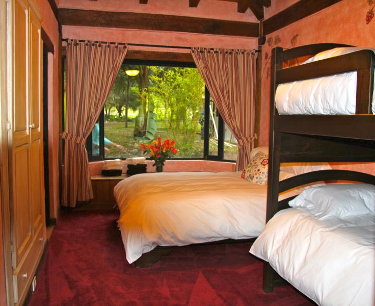One of your lovely bedrooms in Casa Ana...