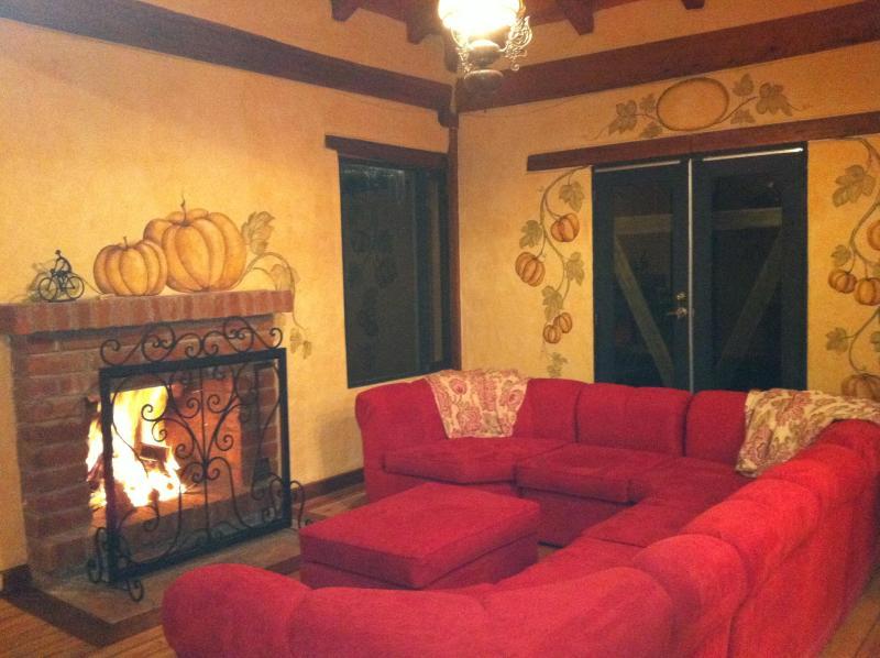 Your den in Casa Ana...