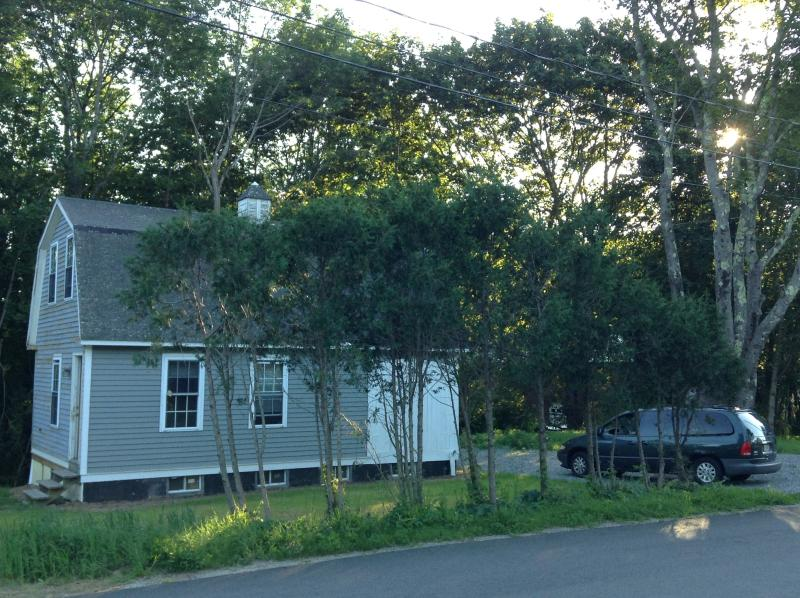 Cozy 1 bedroom house in Rockport Village, vacation rental in Hope