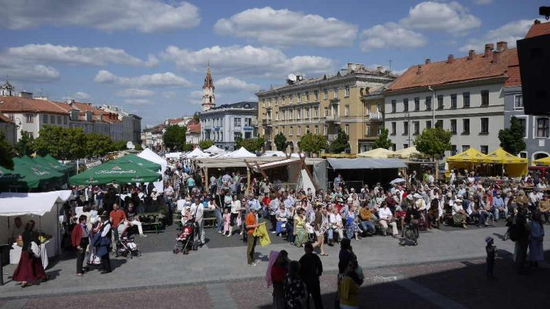 You will be a five-minute walk to the Old Town Square, where concerts and fairs are held